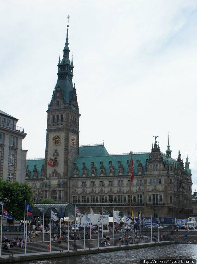 Что посмотреть в гамбурге? популярные достопримечательности гамбурга