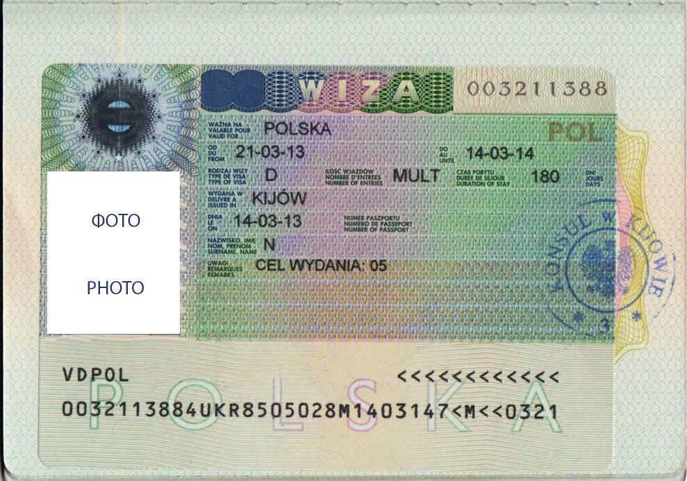Виза в польшу для россиян в 2021 году: самостоятельное оформление польской визы