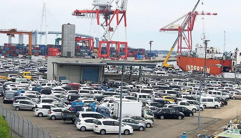 Сколько стоит привезти автомобиль из японии с аукциона?