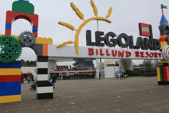 Леголенд - самая известная достопримечательность дании - туры в леголанд, как добраться, официальный сайт