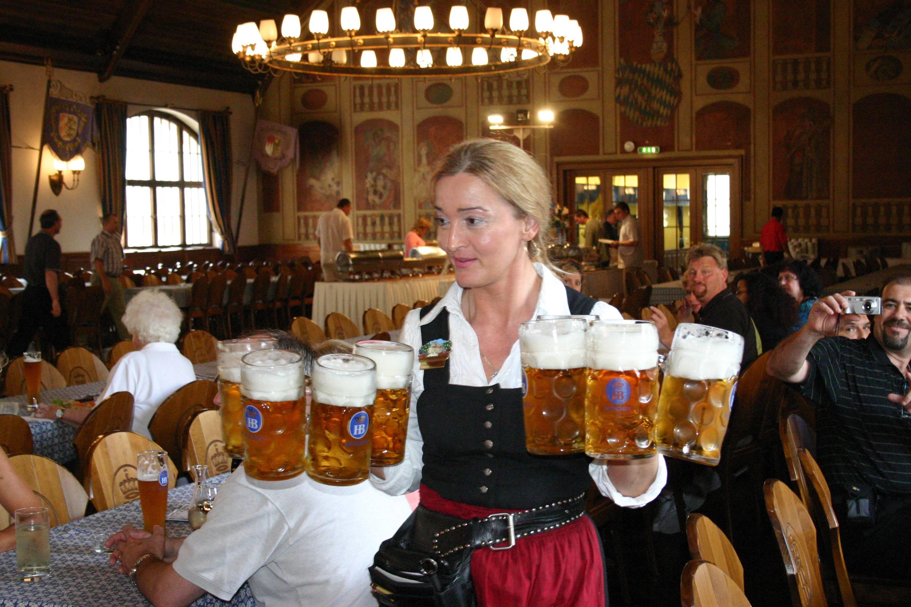 Большая мюнхенская шестерка