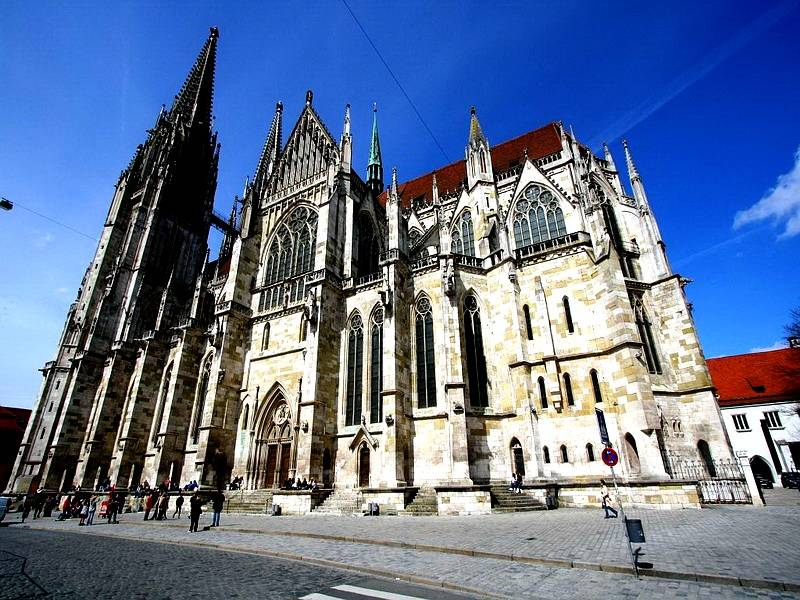 Регенсбург (германия) - все о городе с фото, достопримечательности и карты регенсбурга