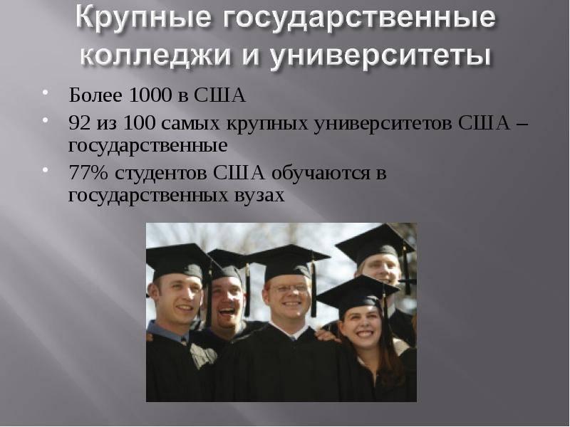 Система образования в сша - особенности обучения для иностранцев и прочие нюансы + отзывы