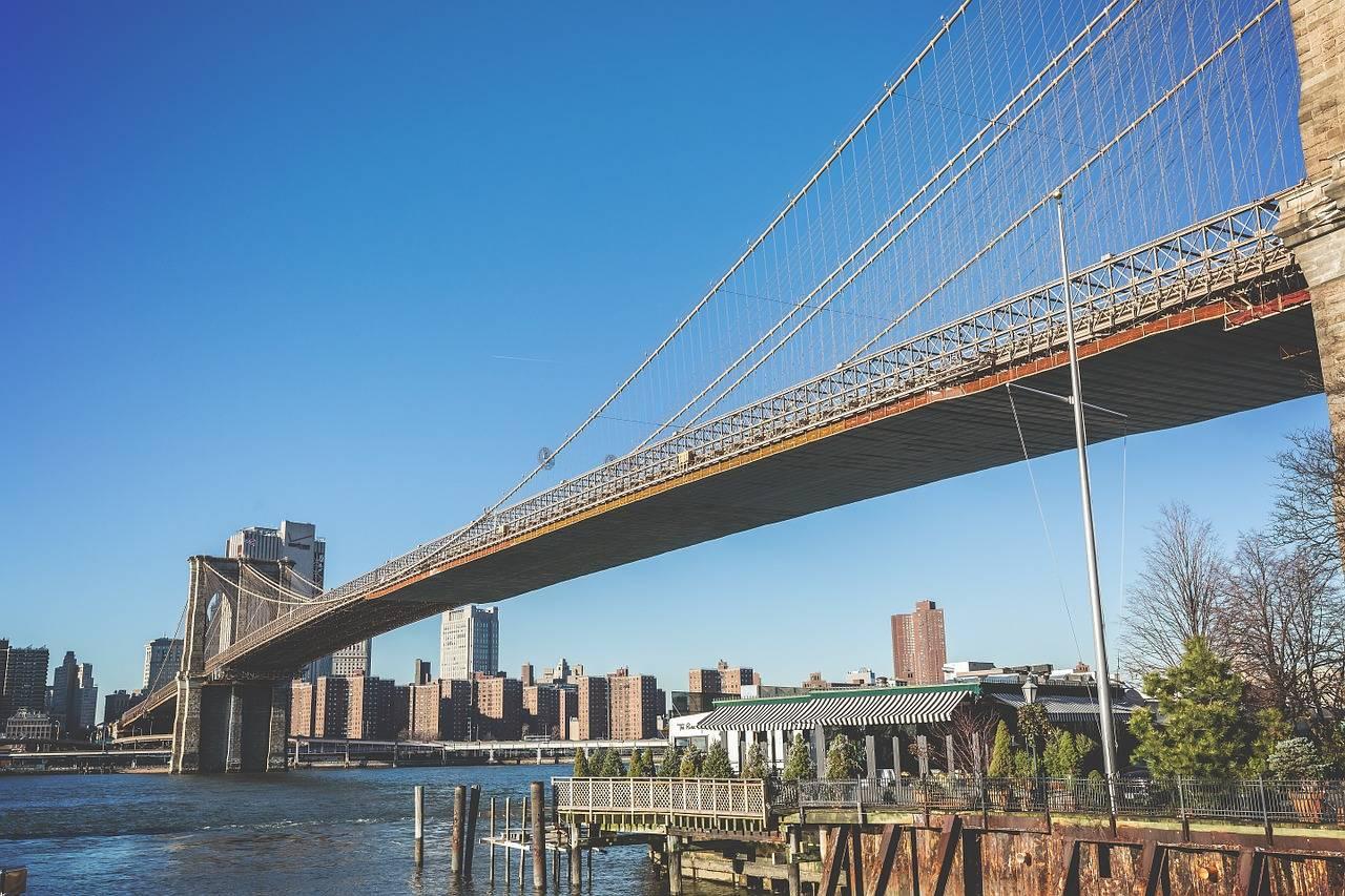 10 секретов и малоизвестных фактов бруклинского моста • всезнаешь.ру