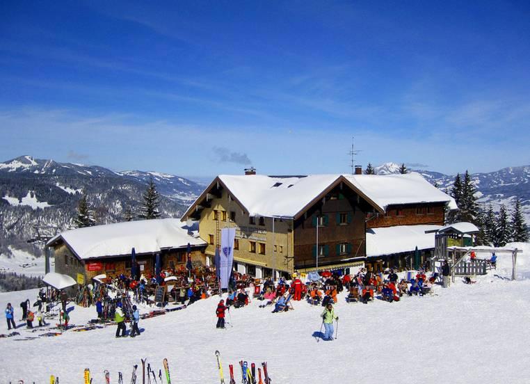 Какой выбрать горнолыжный курорт германии