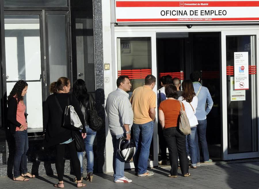 Уровень средней зарплаты в испании