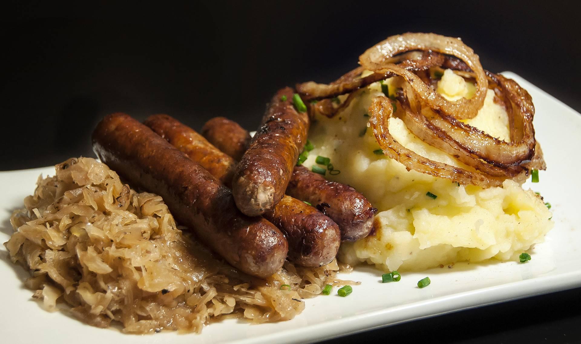 Братвурст (bratwurst) - вкусные заметки
