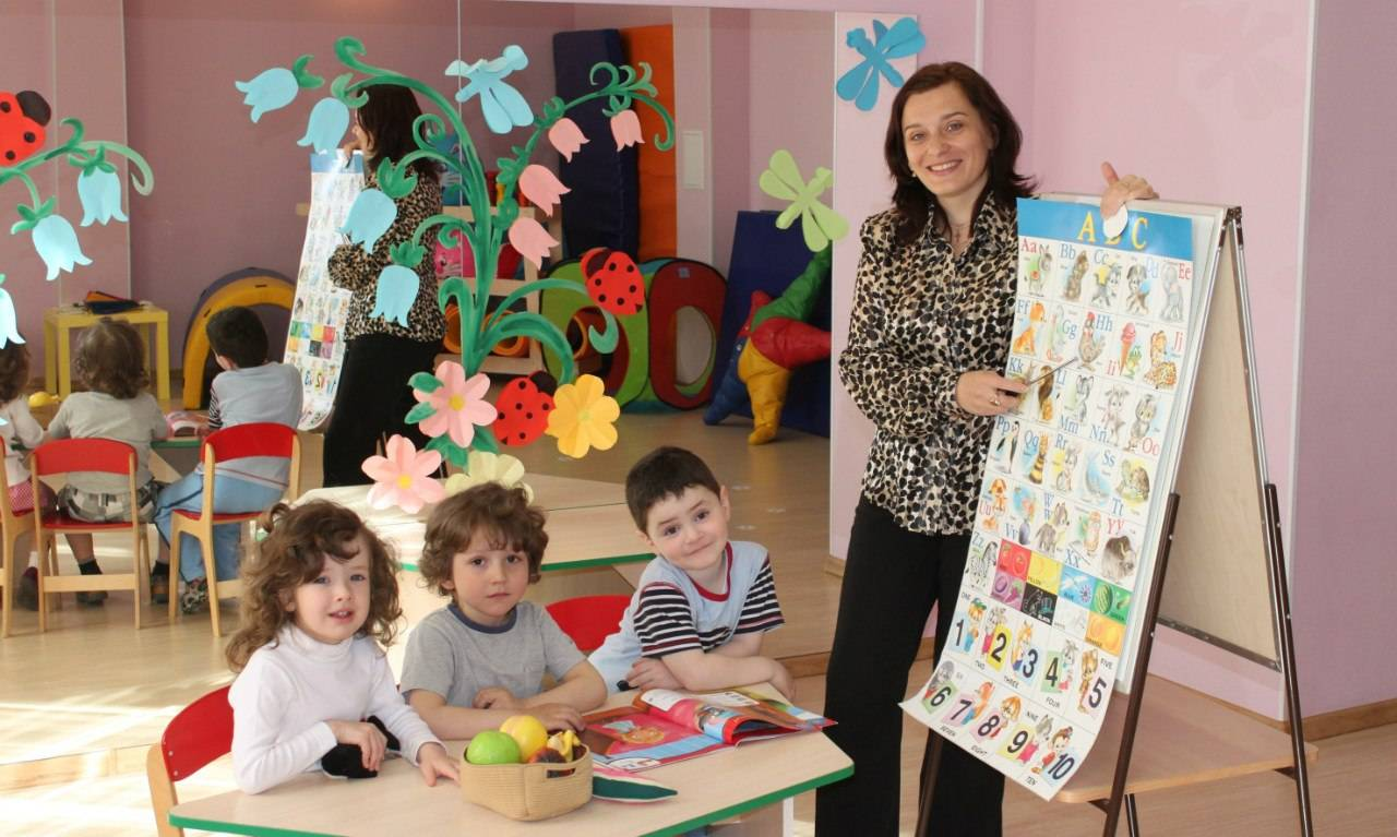 Как работают детские сады в испании