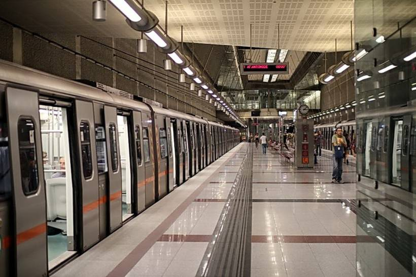 Общественный транспорт в афинах и аттике: что, где, почем?