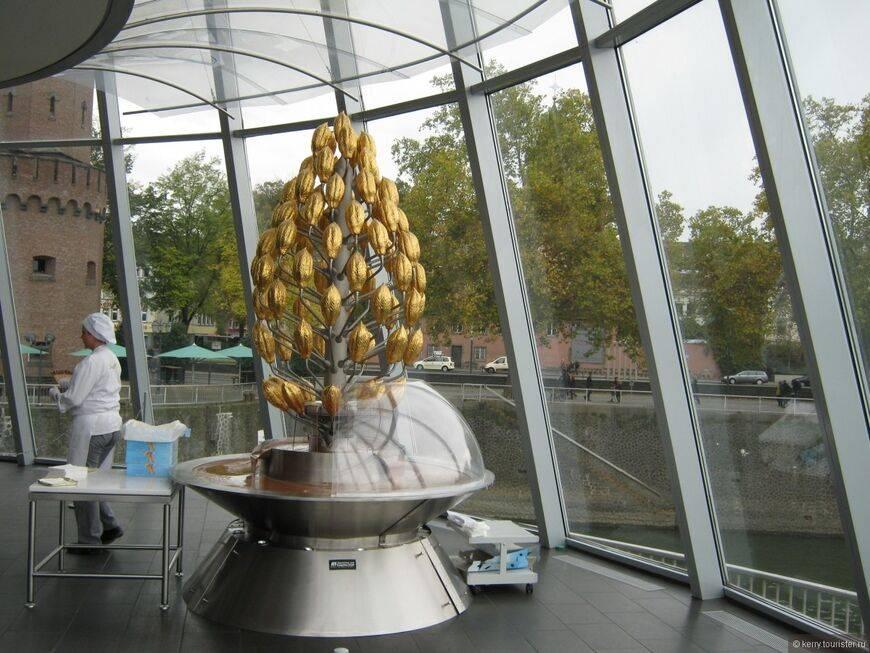 Музей шоколада (кёльн)