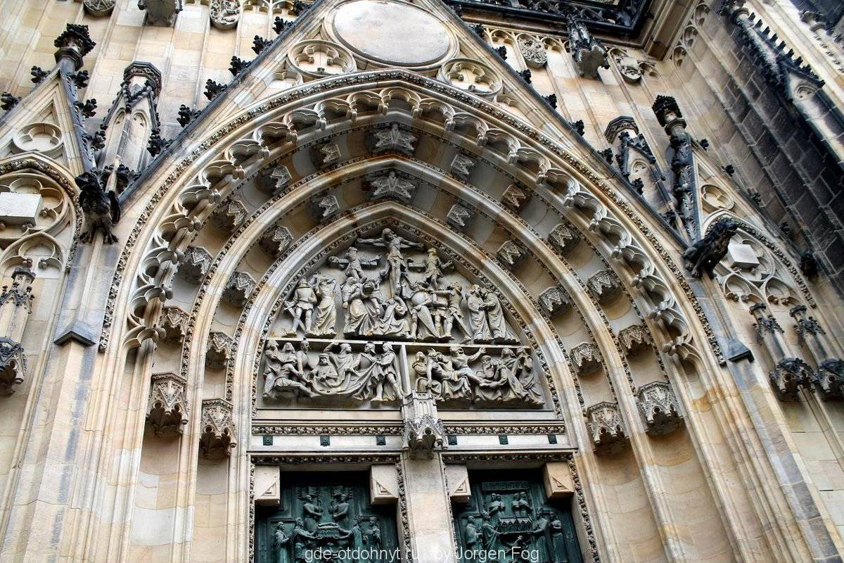 Готическая архитектура чехии — википедия