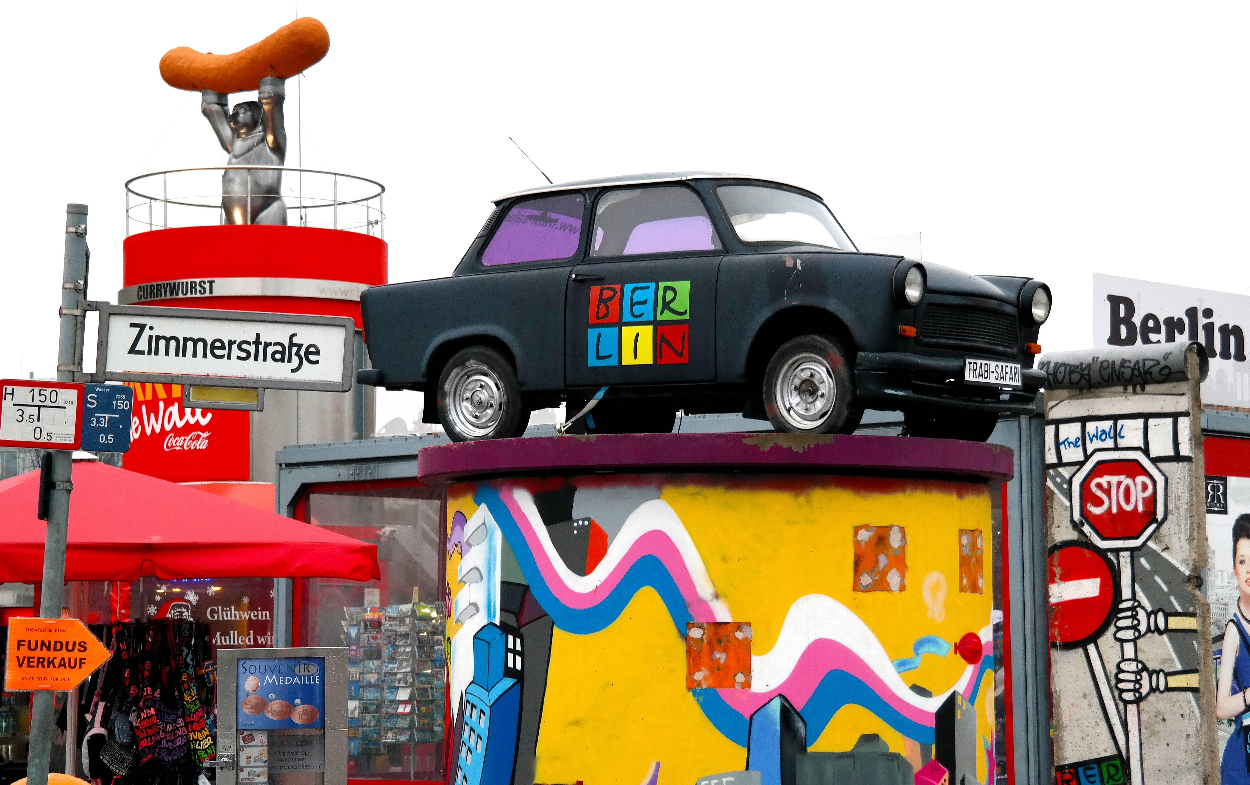 Аренда авто в берлине (berlin adlershof)