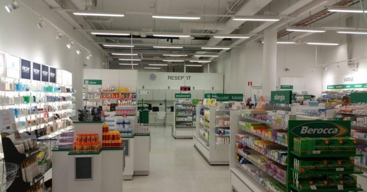 Покупка лекарств в финляндии: в чем особенности