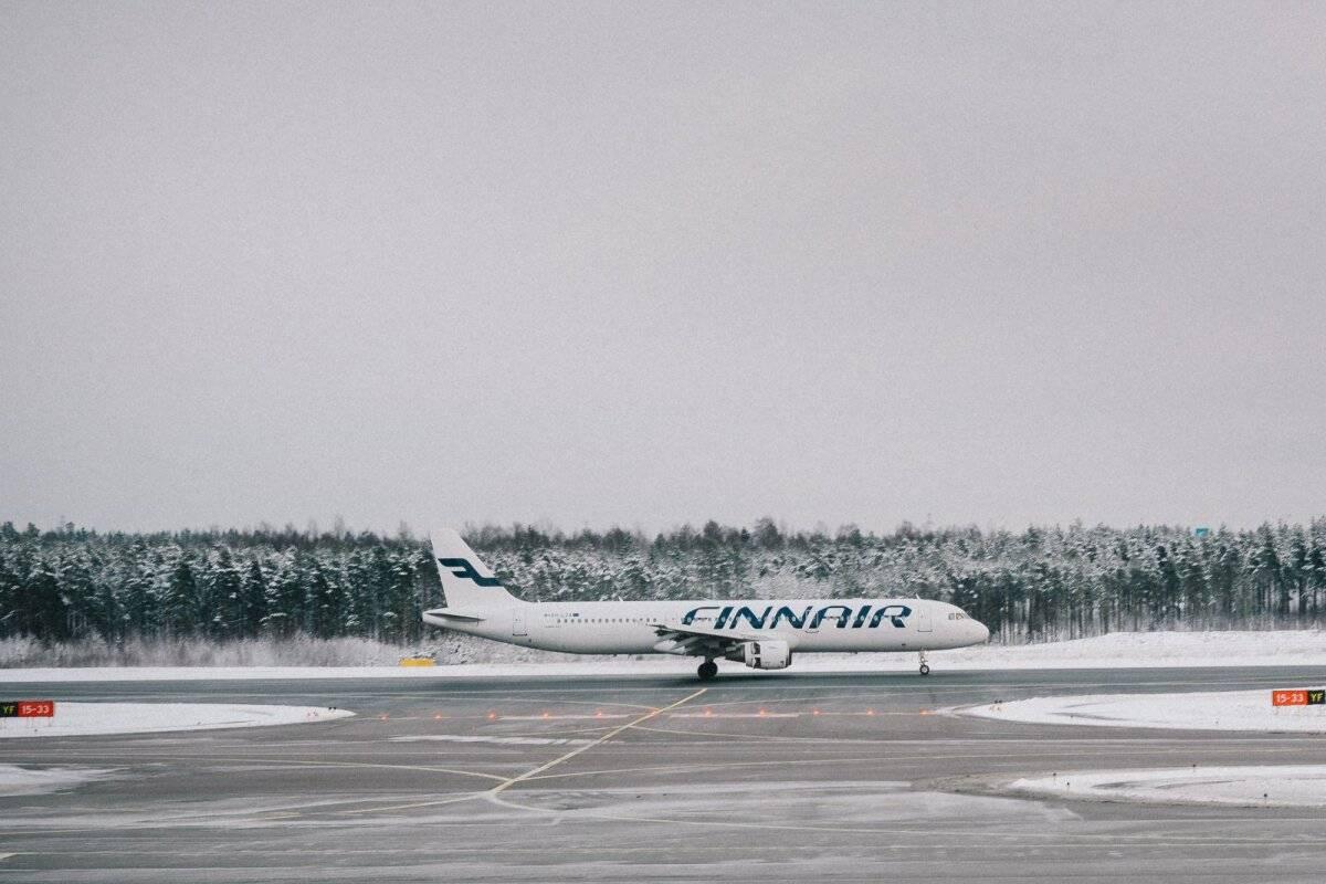 Finnair возобновит полёты впетербург сконца января