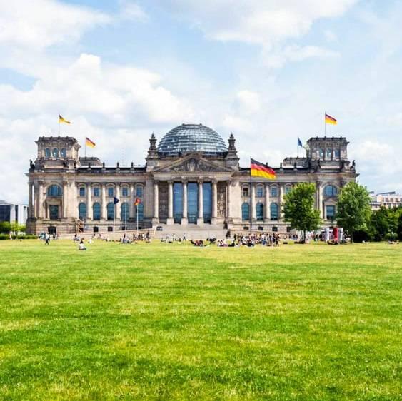 Рейхстаг в берлине – самое знаменитое историческое здание германии