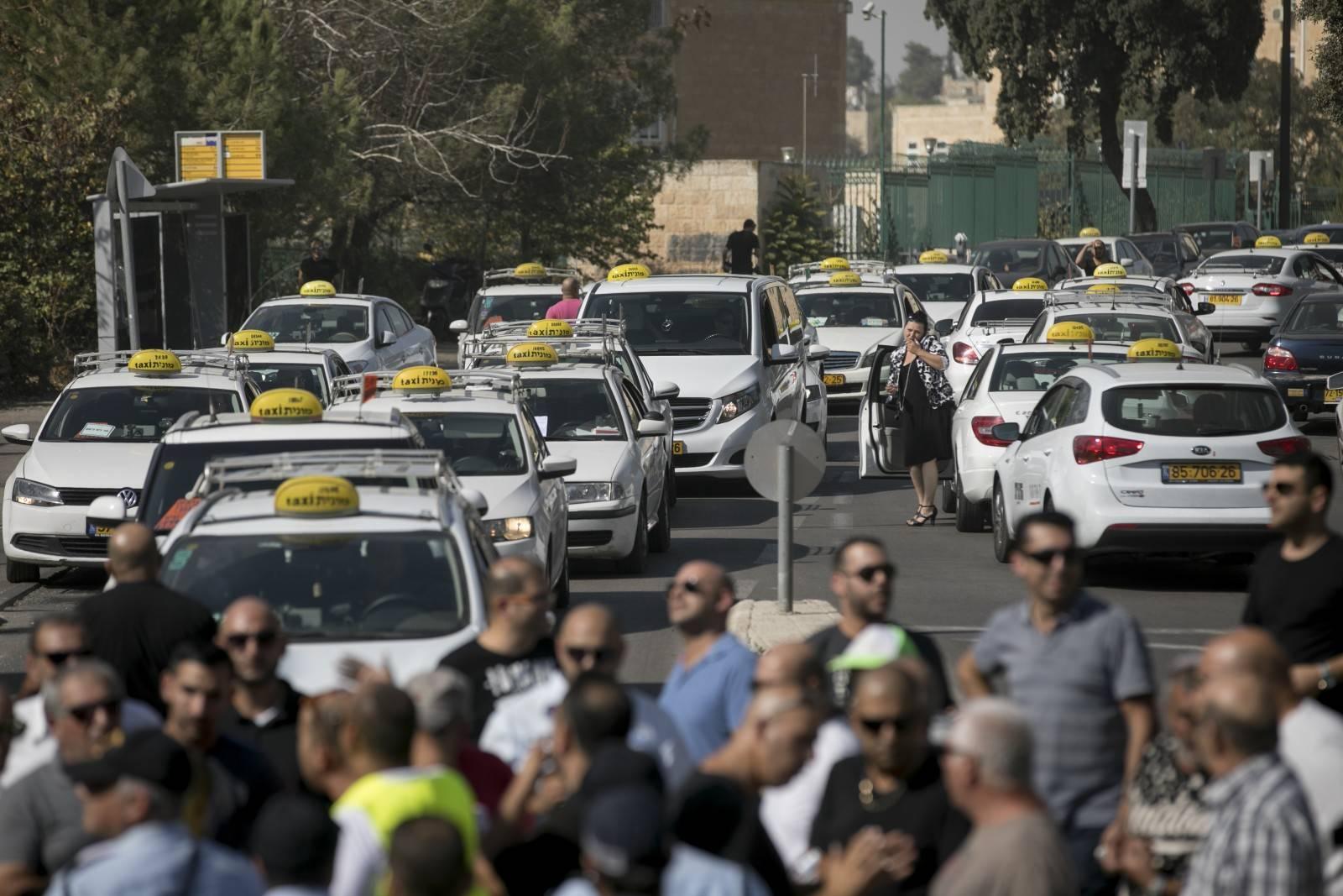 Все про такси в израиле