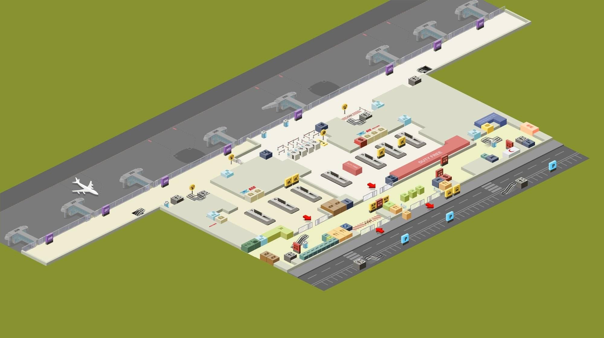 Как добраться до аэропорта ататюрк из сабихи гекчен и обратно - цены, способы - 2021 - страница 2