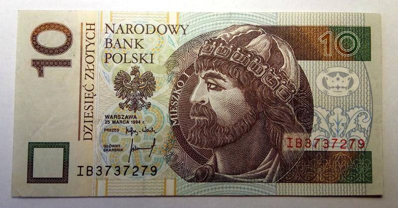 Какая валюта в польше? № польская валюта к гривне и обмен валют в польше