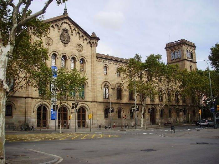 Университет барселоны (universitat de barcelona). испания по-русски - все о жизни в испании
