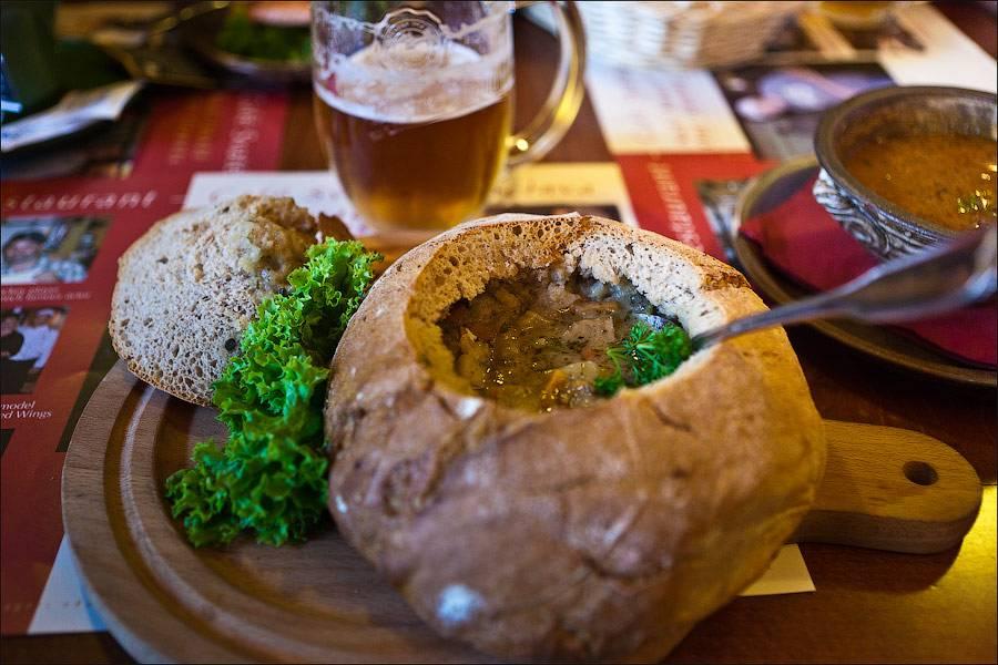 Где вкусно и недорого поесть в праге, чехия - советы путешественникам