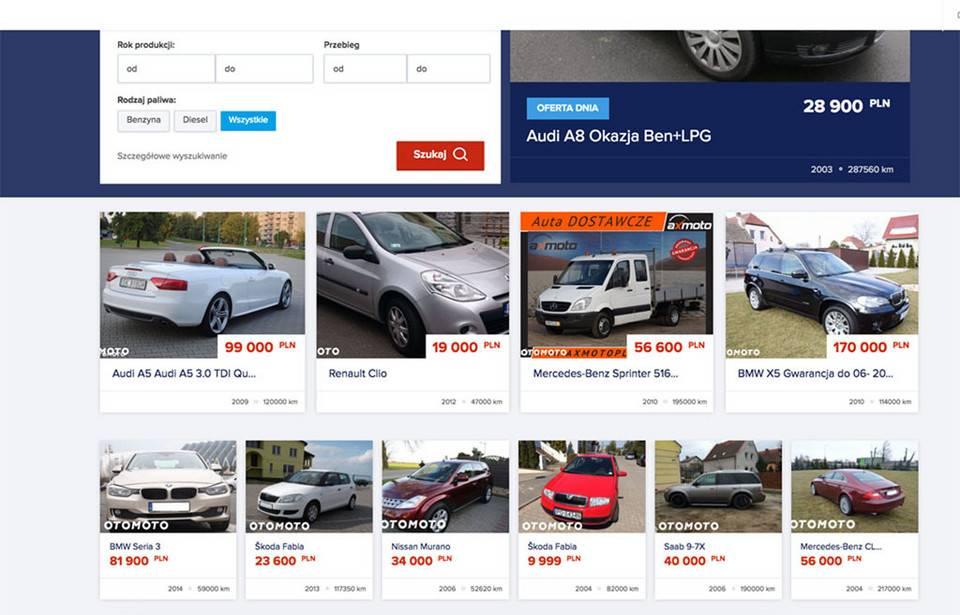 Как купить автомобиль в польше
