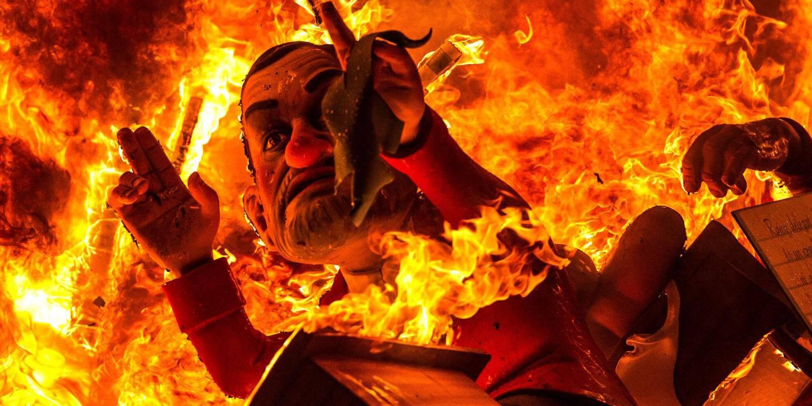 Как празднуют хeллоуин в испании?