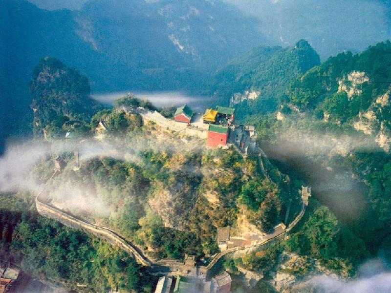 Достопримечательности китая   фотографии и места