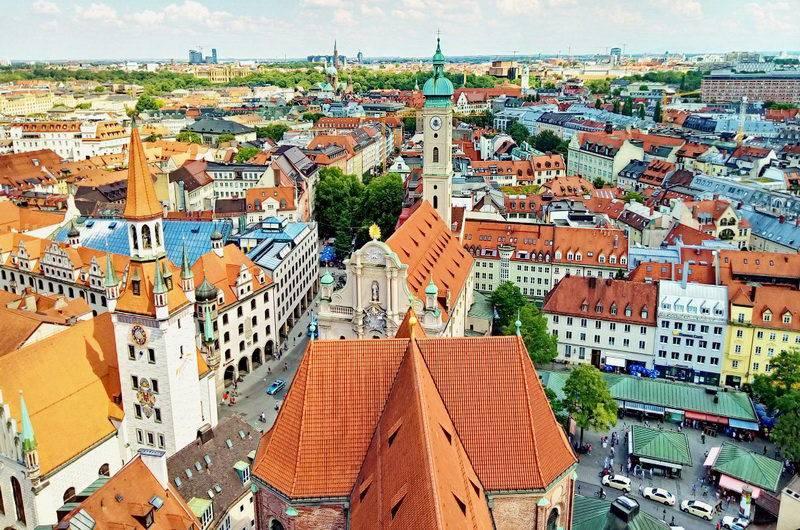 Все об отдыхе в мюнхене: отзывы, советы, путеводитель