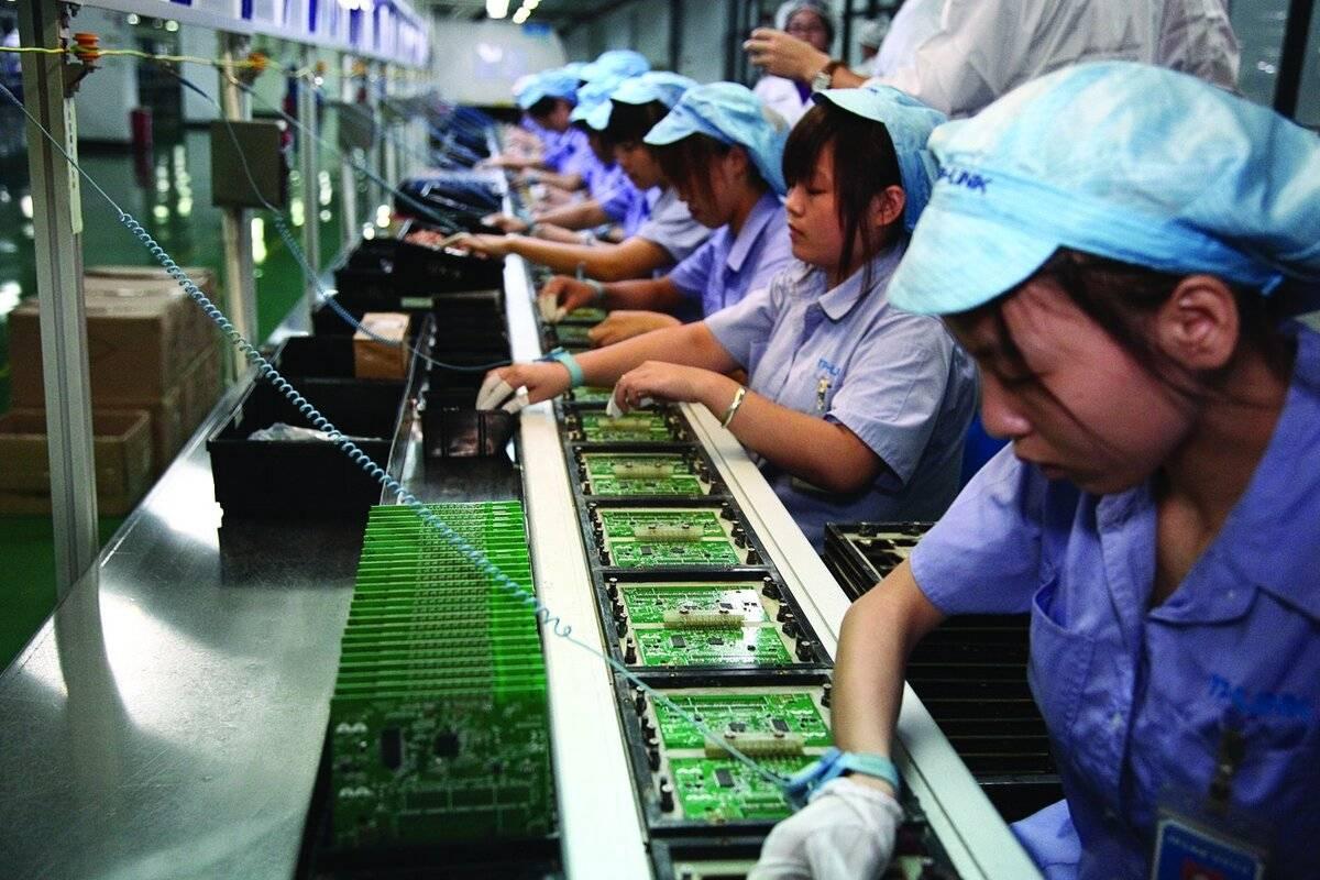 Предпринимательство в китае