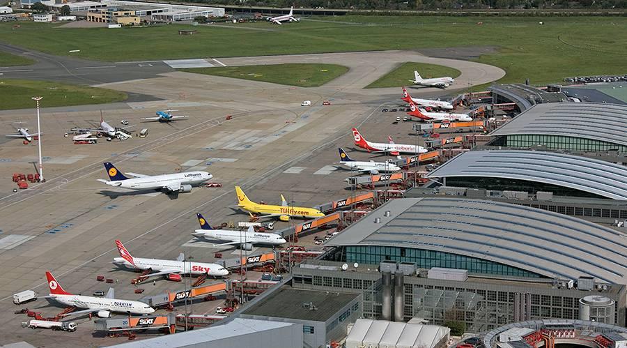 Аэропорт гамбурга и все способы добраться до центра города