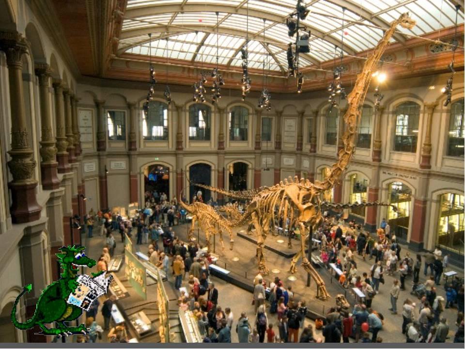 Топ-10 лучших музеев мира