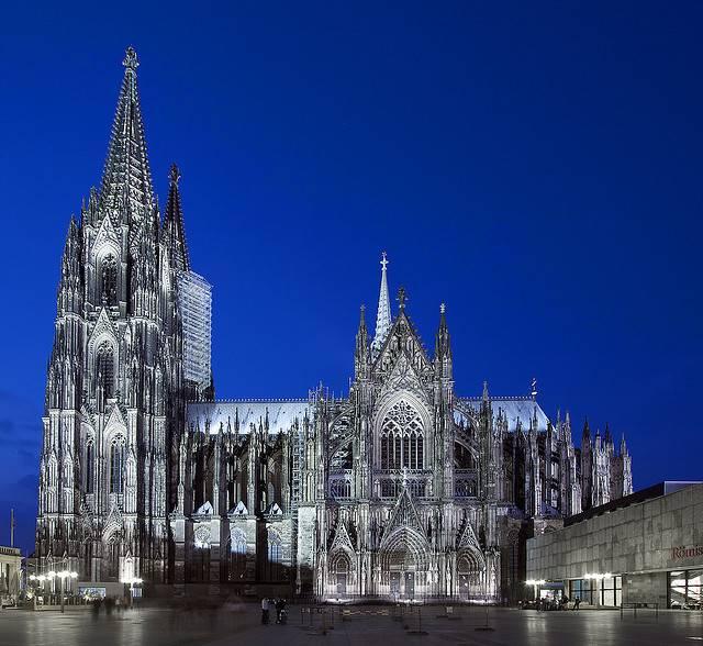 Религии города на берегах Рейна: храмы, соборы и мечети Кельна