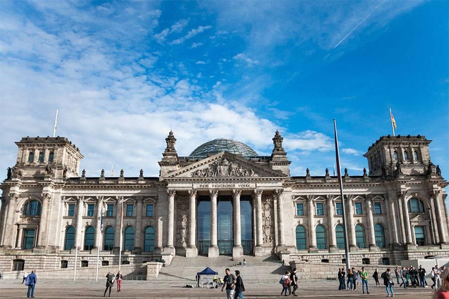 Рейхстаг в берлине: история, описание и экскурсии | on trips