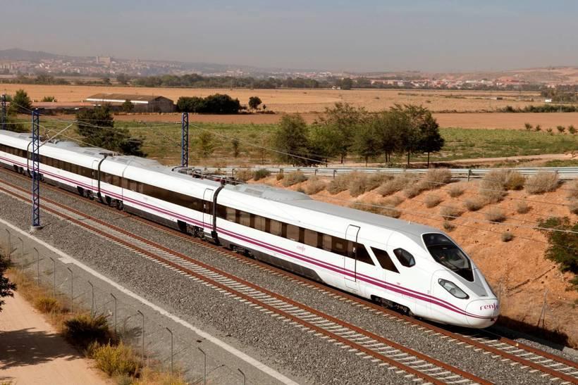 Renfe : железные дороги испании