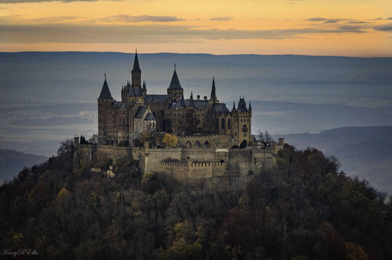 Замки европы