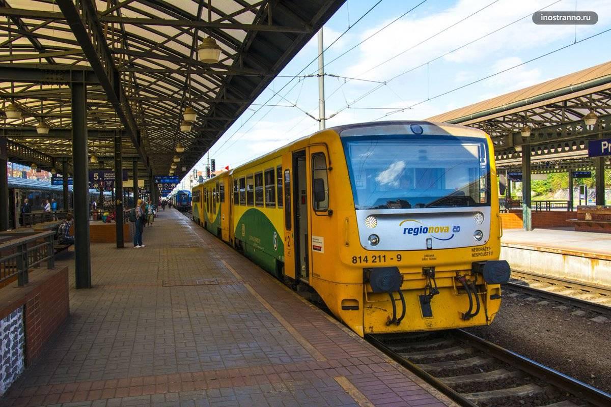 Транспорт в праге: проездные и билеты