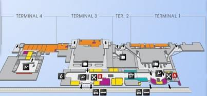 Аэропорт стокгольма «арланда». онлайн-табло прилетов и вылетов, схема терминалов, как добраться, отели рядом на туристер.ру
