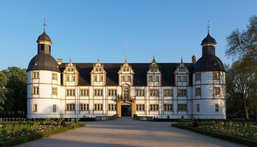 Мюнстерский дворец