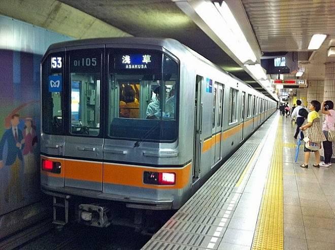 Японские автобусы