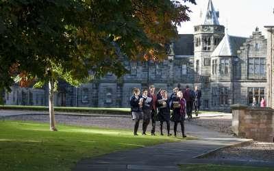 Эдинбургский университет – старейший в столице шотландии