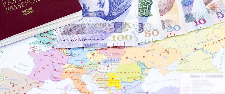Валюта чехии: полезные советы