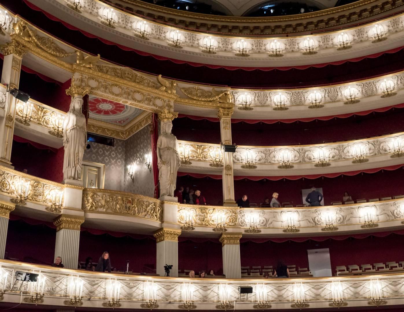 Баварский государственный оркестр (bayerisches staatsorchester) | belcanto.ru