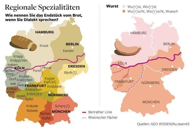 В каких странах немецкий язык является государственным