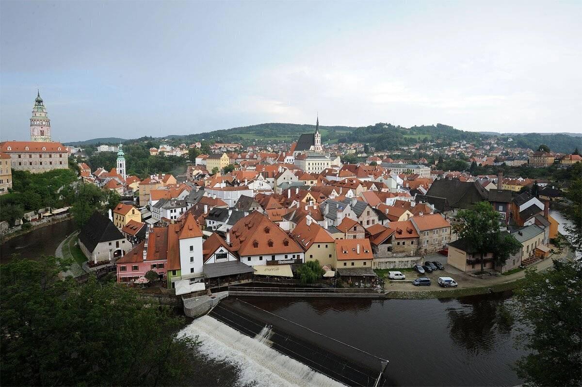 Чешский крумлов: как добраться из праги самостоятельно