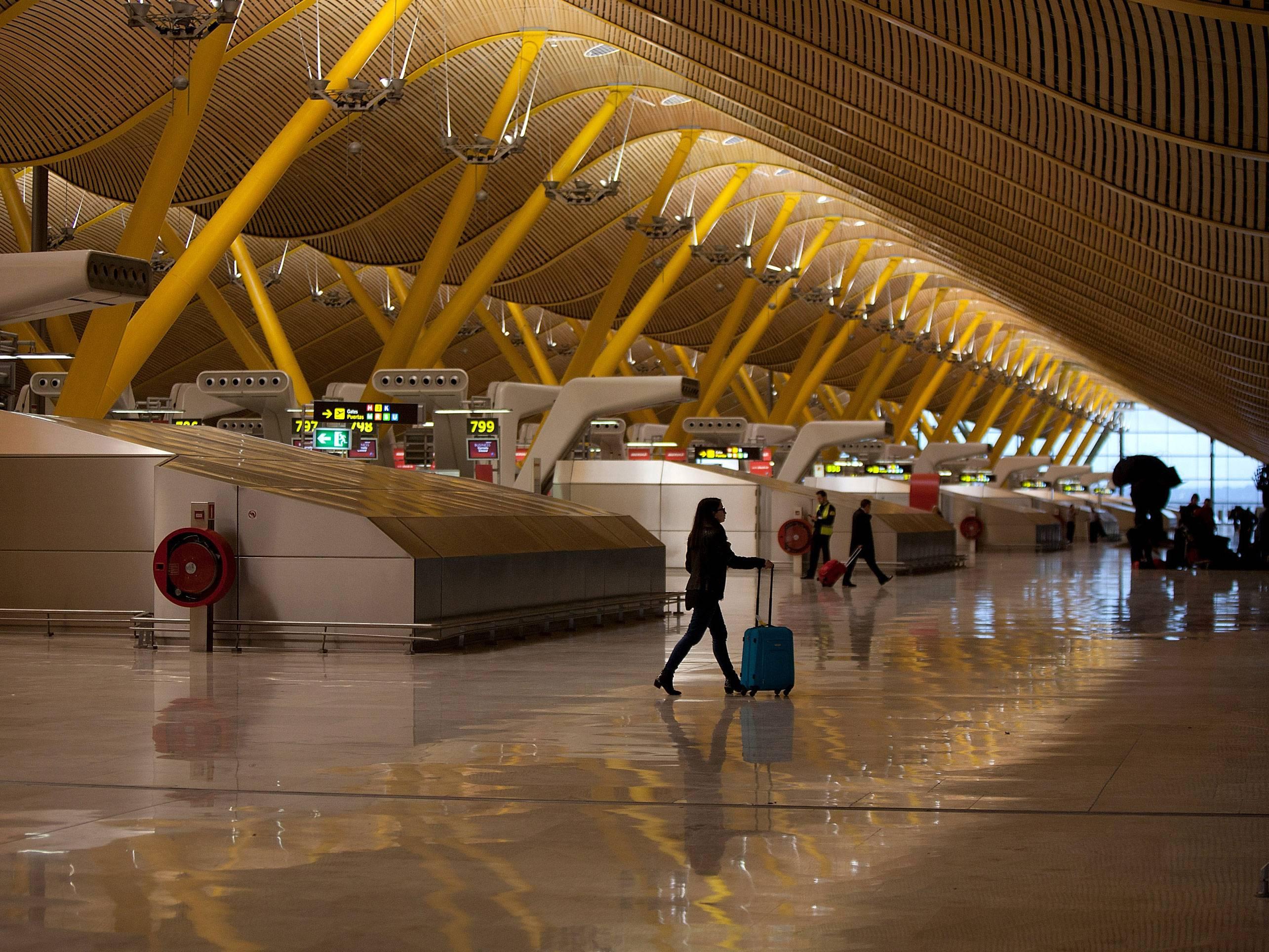 Аэропорт мадрида барахас: как добраться, инфраструктура — туристим