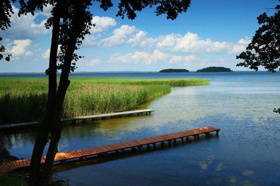 Мазурские озёра