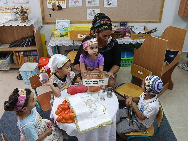 Как выбрать детский сад для ребенка до 3 лет | dom.co.il