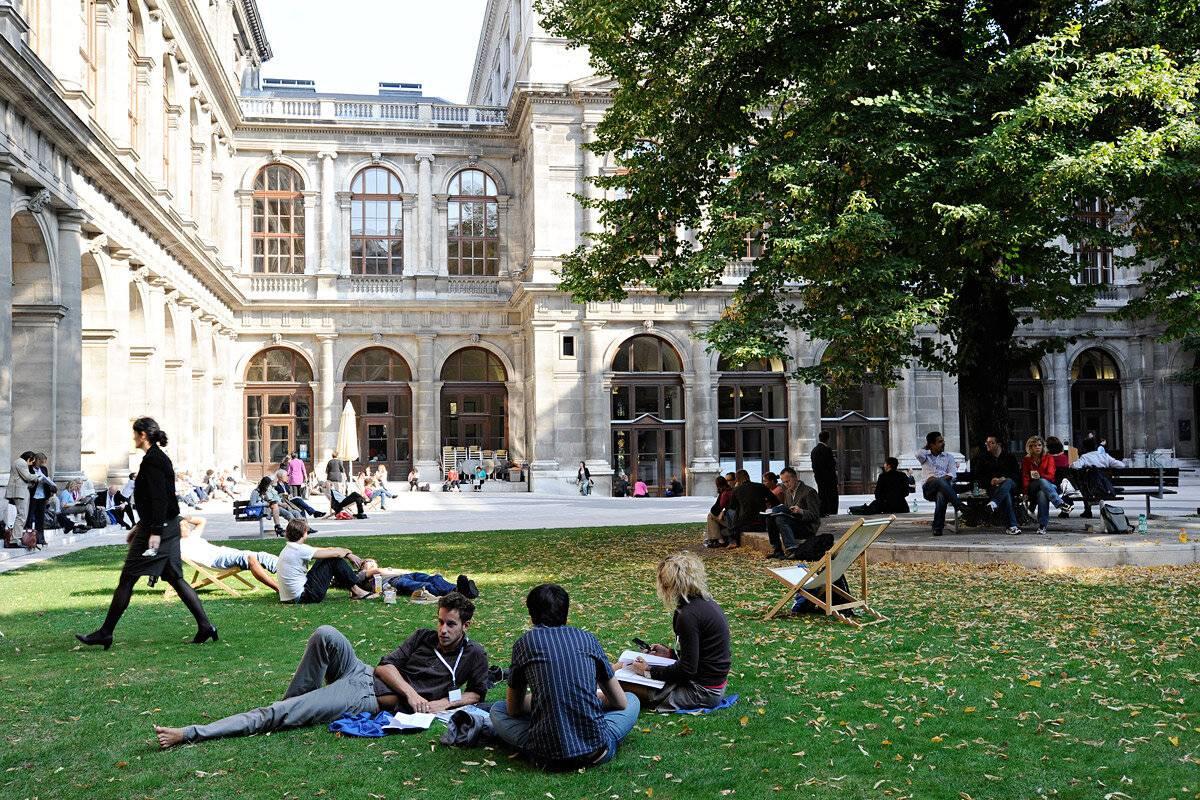 Высшее образование в австрии: требования, стоимость обучения, визы