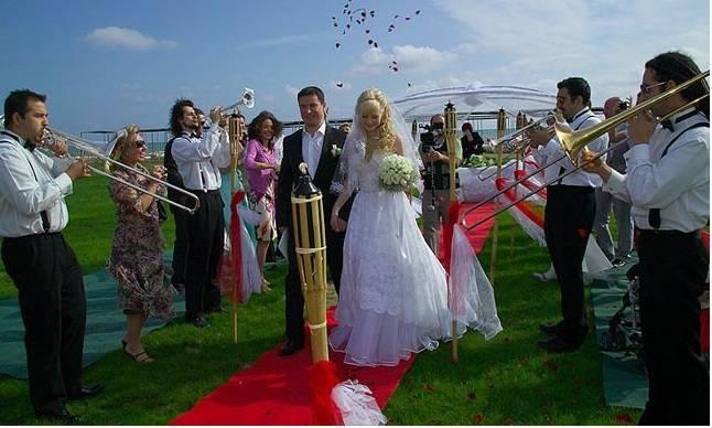 Свадьба в турции – яркая восточная сказка, полная очарования