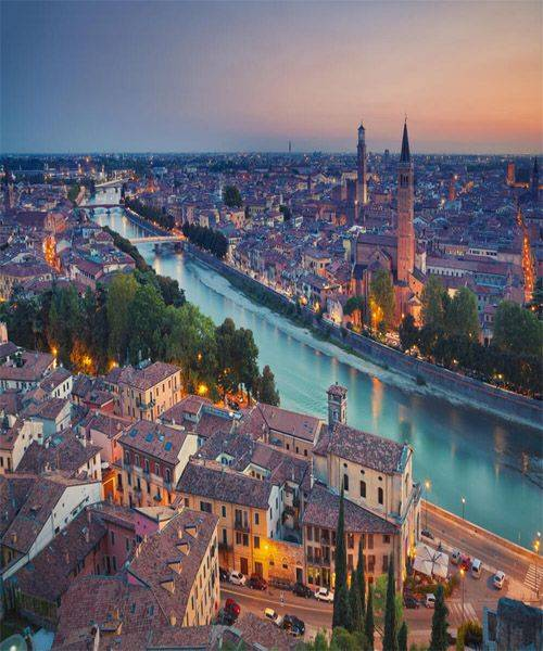 Рекомендуемые маршруты по италии: рим-флоренция-болонья-венеция-верона-милан (бергамо)